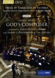 The Sixteen - God`s Composer | DVD
