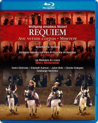 Mozart Requiem - Miserere - Ave verum Corpus| BLU-RAY
