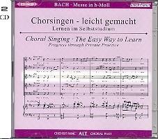 Bach - Messe h-Moll BWV232 | ALT | Oefen CD