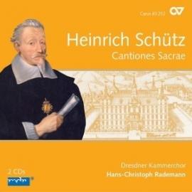 Cantiones Sacrae - Heinrich Schütz | CD