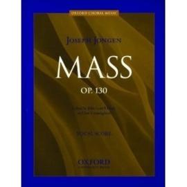 Mass op.130 - Joseph Jongen