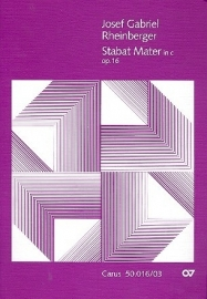 Stabat Mater c-Moll op.16 - Rheinberger