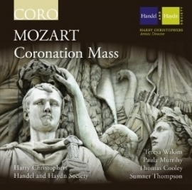 Coronation Mass | Krönungsmesse | Messe KV317- Mozart | CD