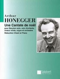 Une cantate de Noel - Arthur Honegger