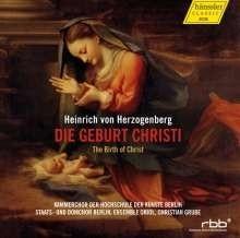 Die Geburt Christi op.90 - Heinrich von Herzogenberg | CD