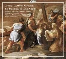 La Passione di Gesu Cristo  Naumann   CD