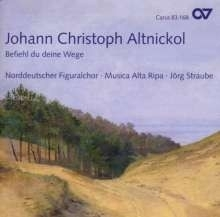 Messe in d - Altnikol | CD