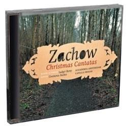 Christmas Cantatas - Zachow | CD