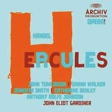 Hercules - Händel | CD