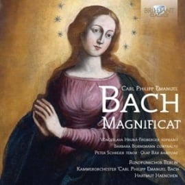 Magnificat Wq215- C.Ph.E. Bach | CD