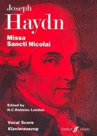 Missa sancti Nicolai - Haydn   Faber