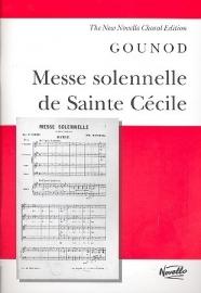 Messe solennelle St Cecilia - Gounod | Novello