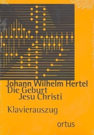 Die Geburt Jesu Christi - Johann Hertel