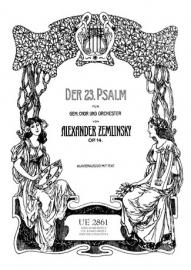 Der 23. Psalm op.14 - Zemlinsky