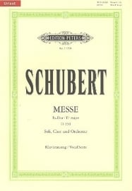 Messe Es-Dur D950 - Schubert | Peters