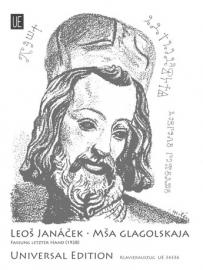 Glagolitische Messe - letzte Fassung (1928)- Janacek