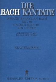 Gelobet seist du Jesu Christ , Kantate 91 BWV91-Bach | Carus