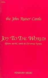 Joy to the World - Rutter | Hinshaw Music