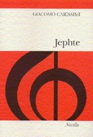 Jephte - Carissimo | Novello
