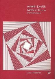 Messe D-Dur op.86- Dvorak | Carus