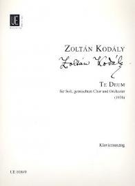 Te Deum  - Zoltan Kodaly