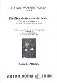 Die Ehre Gottes aus der Natur op.48,4 | Beethoven