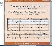 Bach - Messe h-Moll BWV232 | SOPRAAN - 2 | Oefen CD