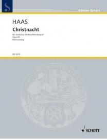 Christnacht op.85 - Joseph Haas
