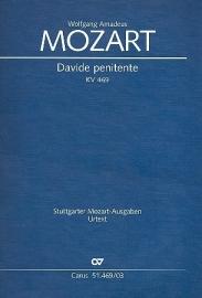 Davide penitente KV469 - Mozart | Carus