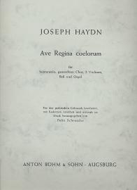 Ave regina coelorum Hob.XXIIb:3 -Haydn