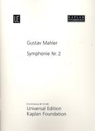 Sinfonie c-Moll Nr.2 - Mahler