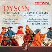 The Canterbury Pilgrims - Dyson | CD