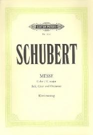 Messe C-Dur D452 - Schubert | Peters