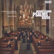 Mendelsohn Psalms -Estonian Philharmonic Chamber Choir| CD
