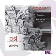 Requiem KV626 + Ave Verum Corpus KV618 - Mozart | CD