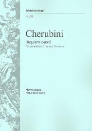 Requiem c-Moll- Cherubini | Breitkopf