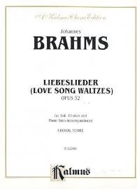 Liebeslieder-Walzer op.52- Brahms