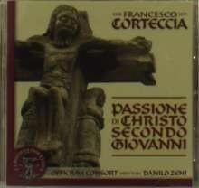 Passione Secondo Giovanni - Francesco Corteccia | CD
