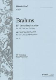 Ein Deutsches Requiem - Brahms | Breitkopf