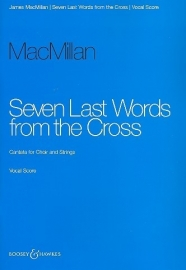 Seven Last Words from the Cross - MacMillan