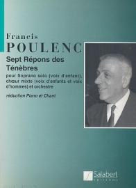 7 Répons des ténèbres - Poulenc