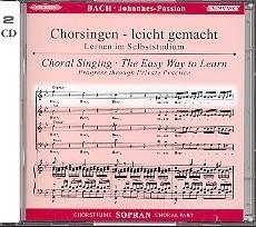 Bach -Johannespassion BWV245 | SOPRAAN | Oefen CD