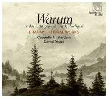 Warum. Choral Works Brahms | CD