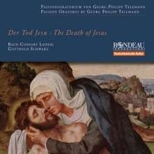 Der Tod Jesu (Passionskantate TWV 5:6)- Telemann | CD