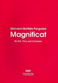 Magnificat- Pergolesi