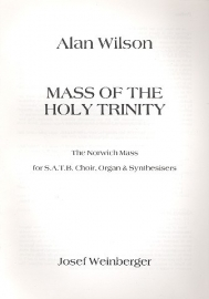 Mass of the holy Trinity - Alan Wilson