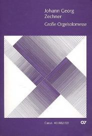 Große Orgelsolomesse - Zechner