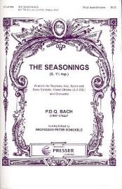 The Seasonings -Peter Schickele