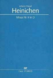 Messe D-Dur Nr.9 - Heinichen