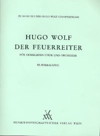Der Feuerreiter - Hugo Wolf